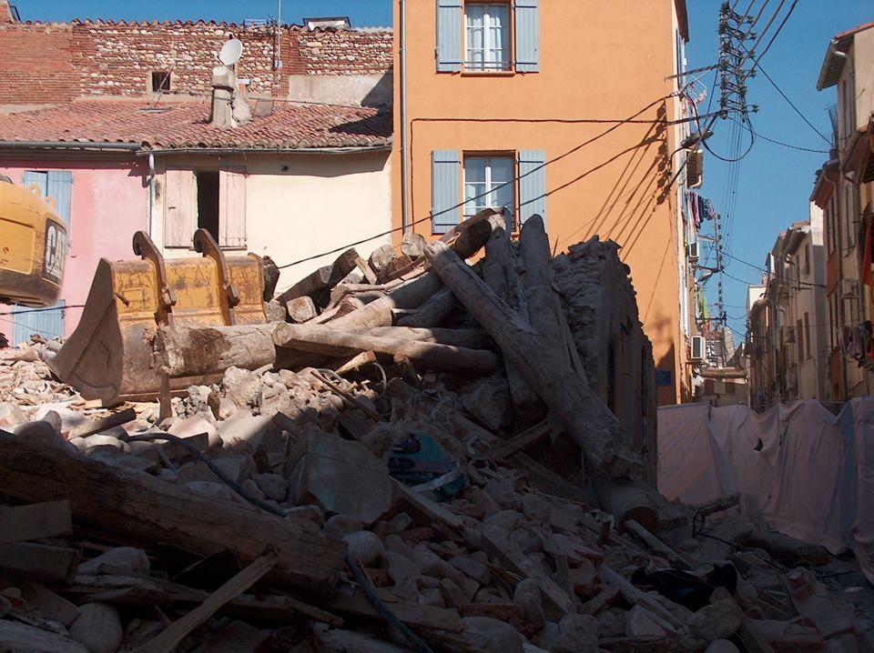 Perpignan / destruction du centre ancien: ''Ce n'est pas en charcutant la ville que l'on va résoudre les problèmes des quartiers''  interview Olivier Poisson par Nicolas Caudeville