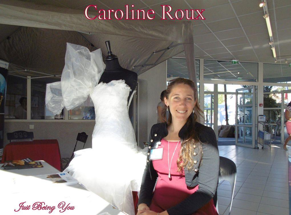 26 - Just Being You Avec Caroline Roux Juste Etre Vous en tenues incroyables à la base..... Agendas à votre agenda des sorties