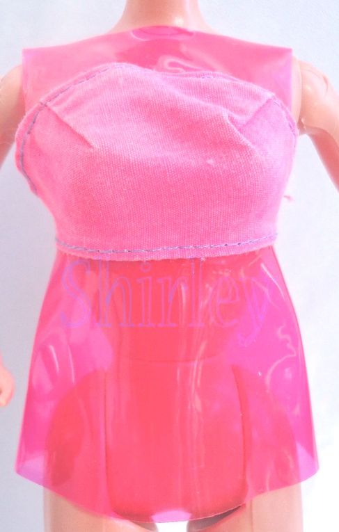 """SIT IN STYLE"" BARBIE DOLL CLOTHES 2000 MATTEL #23421"