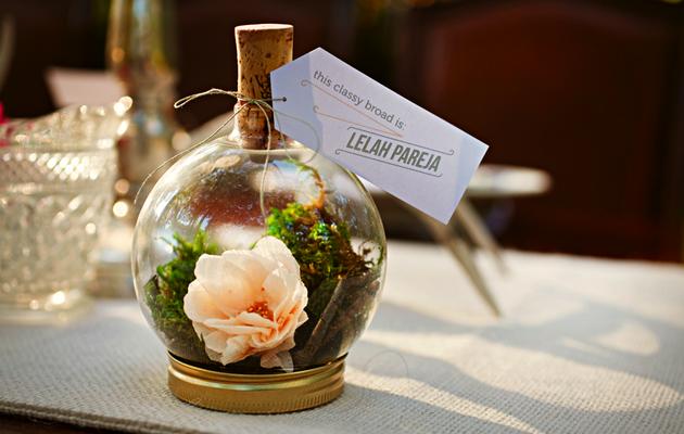 décorer (2) des terrariums pour votre déco