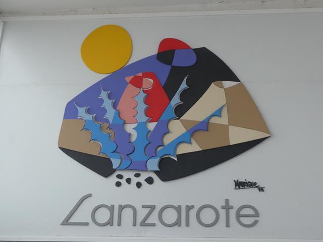 Coucou de Lanzarote !