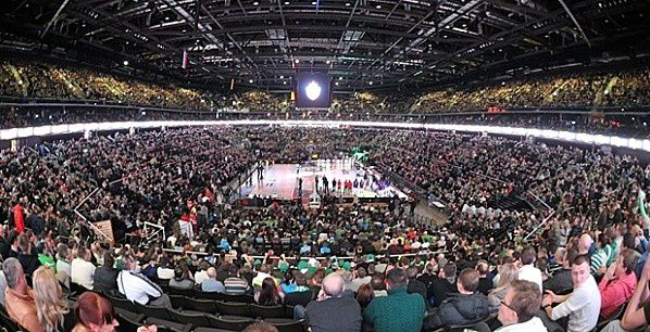 Zalgiris Kaunas got the Lithuanian championship