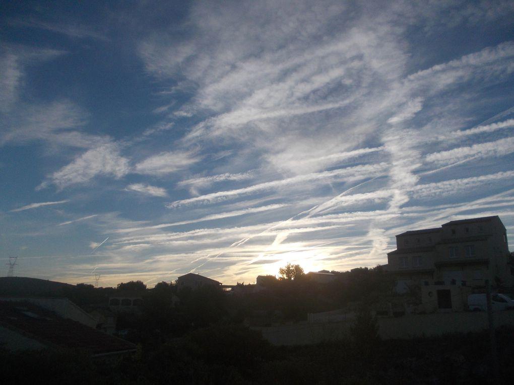 Ensuès la Redonne - Bouches du Rhône - le mardi 22 septembre 2015