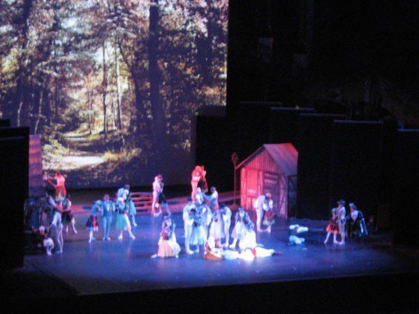 La musique d'Adolphe Adam et la troupe d'Alicia Alonso du Ballet national de Cuba. Photos: Mariela et Emmanuel (EmMa presse)