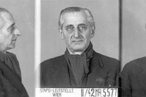 Photos du Fichier anthropométrique de la Gestapo Vienne