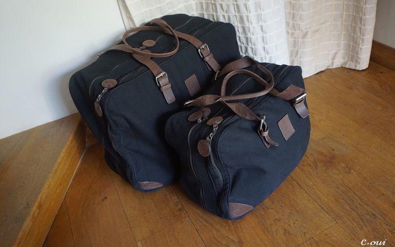 La valise des vacances by C-Oui