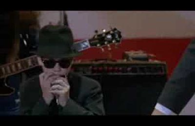 Blues Brothers 2000 - Ghost Riders in the sky - Harmonica D