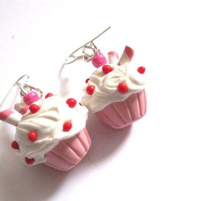 Cupcake-Schmuck - jaaaa!