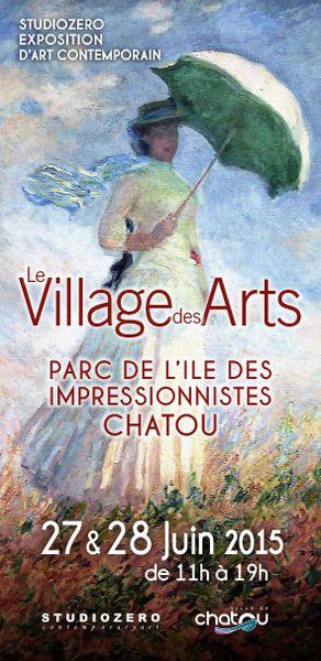 Le VAC sur l'île des Impressionnistes