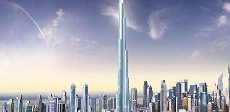 Burj Dubai, inaugurazione a Dicembre