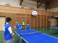 RESULTATS CHAMPIONNAT DISTRICT DE TENNIS DE TABLE
