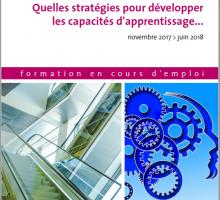 Formation - Quelles stratégies pour développer les capacités d'apprentissage - Nov 2017 - Juin 2018