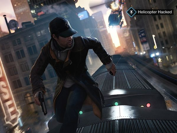 watch Dogs en quelques images !