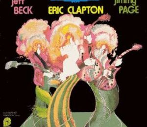 Guitar Boogie -  Jeff Beck, Eric Clapton, Jimmy Page