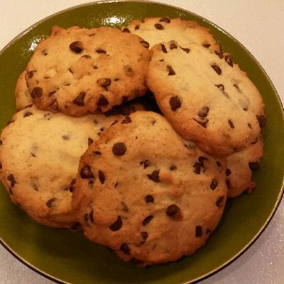 Cookies façon Mary Bartz by Green T