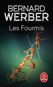 les fourmis, Roman, de Science-fiction-fi