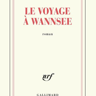 LE VOYAGE A WANNSEE : sortie le 26 avril 2018 !