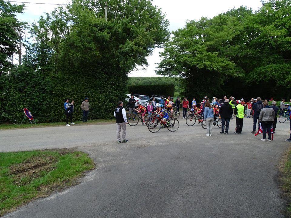Album photos courses école de cyclisme et minimes de Béthonvilliers (28)