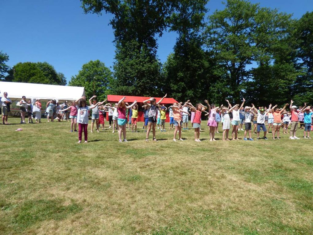 Photos de la kermesse organisée par l'APEL