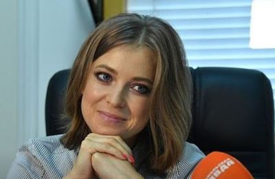 Poklonskaya: Les enfants ne devraient pas avoir de parents de même sexe, comme en Europe.