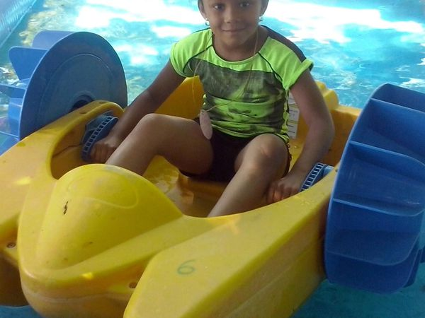 Jean Zay - Tourcoing Plage - 4,5 ans - 10 juillet