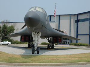 Museum of aviation Robins Air Force Base, Georgia USA, 2007.
