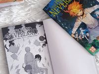 The promised neverland #5 > Kaiu Shirai & Posuka Demizu