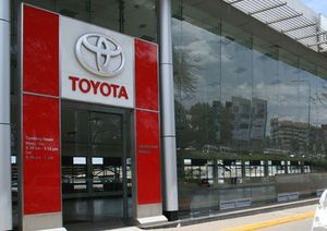 Toyota shifts up expansion gear on strong sales