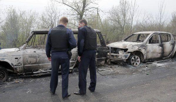 UKRAINE : LES PROVOCATEURS SONT DE RETOUR !