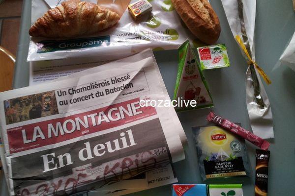 """Opération """"Petit déjeuner Trisomie 21"""""""