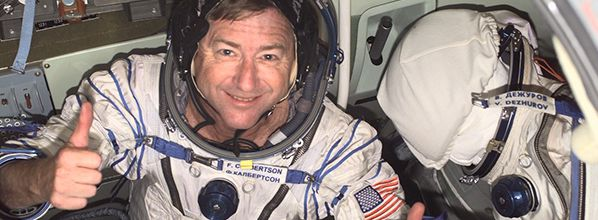 Former Space Shuttle Astronaut, Frank Culbertson, Appointed to Bye Aerospace Strategic Advisory Board