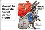 Etats-Unis : 18 nouvelles infos capitales sur les fraudes électorales