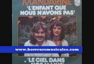 MANDARINE - LE CIEL DANS NOS MAINS