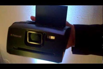 Polaroid Z340 Instant Digital Camera Launched at 2012 CES Press Preview in NYC