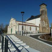 L'église Saint Hilaire du château d'Olonne - La Gazette des Olonnes