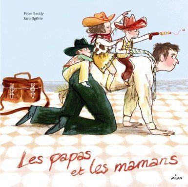 """[Papathèque Online] """"Les papas et les mamans"""" (Éditions Milan)"""