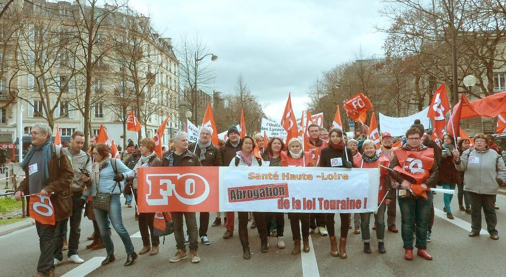 Le 7 mars à Paris près de 35 000 manifestants ont dit stop à l'austérité. Ils n'entendent rien lâcher sur leurs revendications, aujourd'hui comme demain!