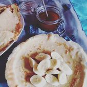 Crêpes au lait de coco - La vie en République Dominicaine