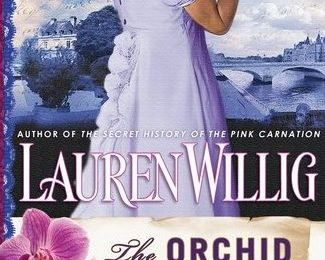 The Orchid Affair (Pink Carnation #8) - Lauren Willig