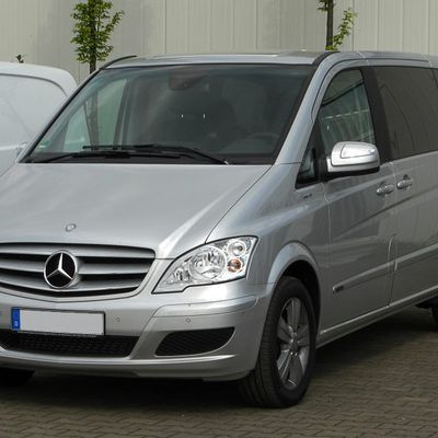 Cheapest Service for Mercedes V Class Hire London