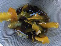 Pain d'épices aux marrons glacés