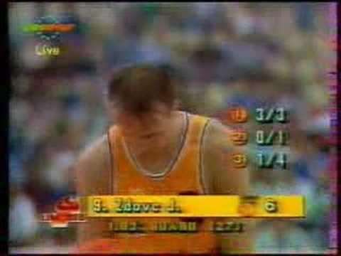 Il y a 20 ans : le 15 avril 1993 : Le CSP Champion d'Europe !