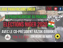 Le panafricanisme au pouvoir, élections Niger 2020