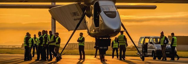Documentaire : ''Solar Impulse, le vol perpétuel'', ce lundi sur France 2