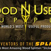 How to split wood and prevent major wood splitting accidents: discover the Splitz-ALL - OOKAWA Corp.