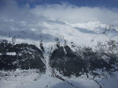 Témoignage en direct live des montagnes !