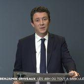 Retrait de Benjamin Griveaux : retour sur les 48 heures où tout a basculé - Le Journal du week-end | TF1