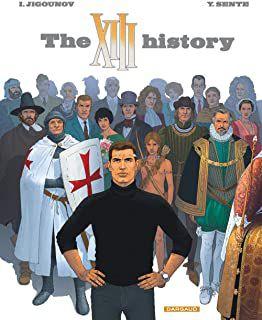 XIII, tome 25 : The XIII mystery - Yves Sente et Iouri Jigounov