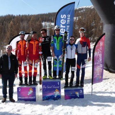 Ski écrins alpinisme 2016