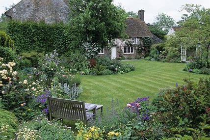 English Country Gard